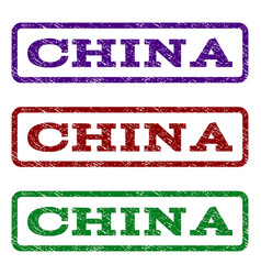 China watermark stamp vector