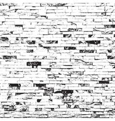 Decorative brick texture vector