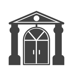 Doorway vector