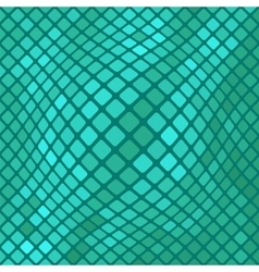 Azure diagonal square pattern vector