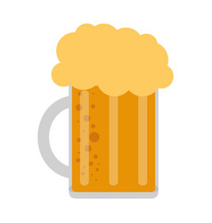beer icon image vector image