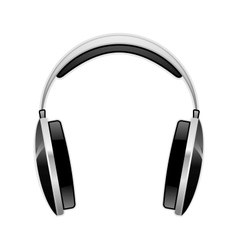 Headphones 1 vector image vector image