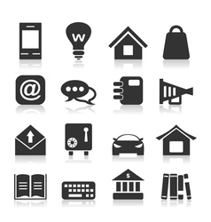Icon for web3 vector image