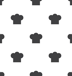 Chef hat seamless pattern vector