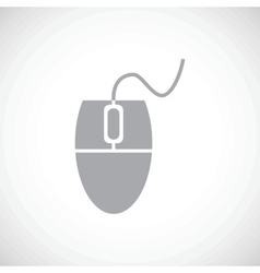 Mouse controller icon vector image