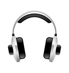 Headphones 2 vector image