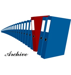 Archive vector