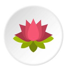 loyus icon circle vector image