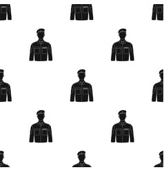 Soldierprofessions single icon in black style vector