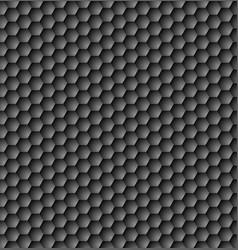 black carbon realistic for creative design vector image