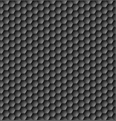 black carbon realistic for creative design vector image
