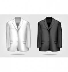 jackets vector image vector image