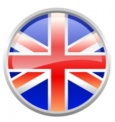 flag of United Kingdom vector image