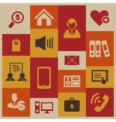 Icon for web5 vector image