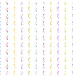 Semen seamless pattern background vector
