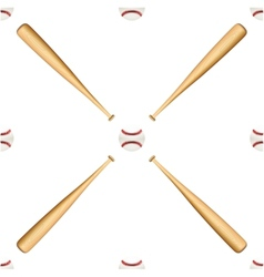 Universal baseball seamless patterns tiling vector