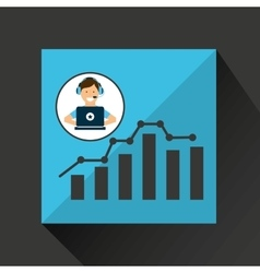 Programer character development statistics vector
