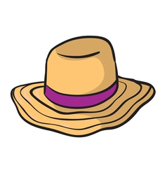 a hat vector image