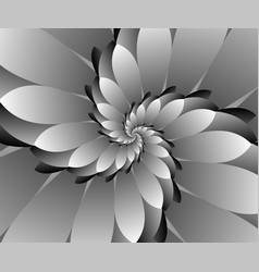 abstract floral design background wallpaper vector image vector image