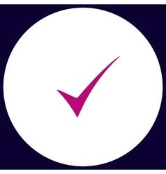 Confirm computer symbol vector