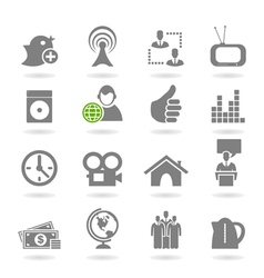 Icon for web7 vector image