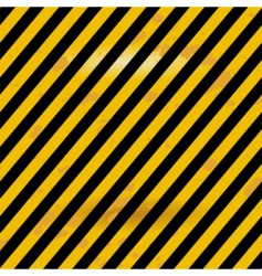industrial warning surface vector image vector image