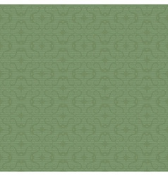 Ornaments background green vector