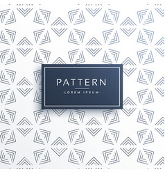 Abstract geometric line pattern background vector