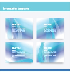 219 5 2016 presentation template vector