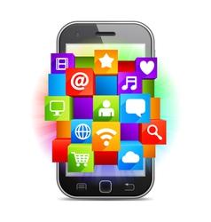 Mobile media vector