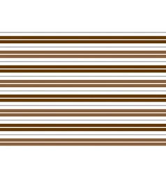 Brown White Stripes Background vector image vector image
