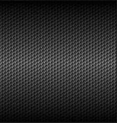 honeycomb gray textures for best creative design vector image vector image
