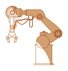 Robot arm set vector