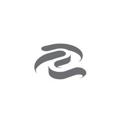 s letter c letter s logo template c logo template vector image