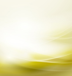 Abstract shiny flow background vector image vector image