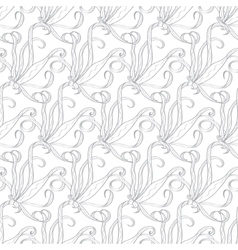 Abstract Swirl Organic Texture-Stock vector image