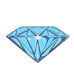Diamond vector