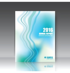248 5 2016 annual vector image vector image