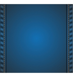 Denim background vector image vector image