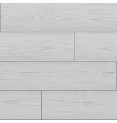 Seamless wooden texture background of old white vector