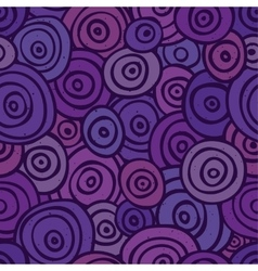 Pop art retro seamless pattern purple vector