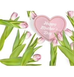 Mothers day concept eps 10 vector