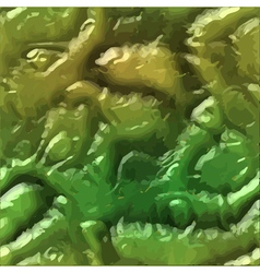 Alien skin organic texture vector image vector image