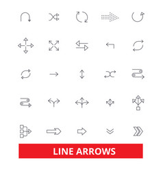 Arrows direction button direction traffic vector
