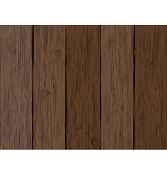 Wooden planks texture vector