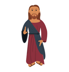 Jesus christ christianity image vector