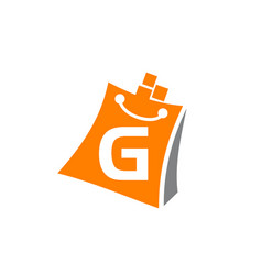Shopping online initial g vector