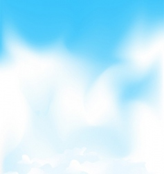Mesh sky vertical vector