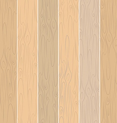 Wooden boards texture of wood old planks vector