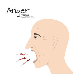 Anger emotion vector